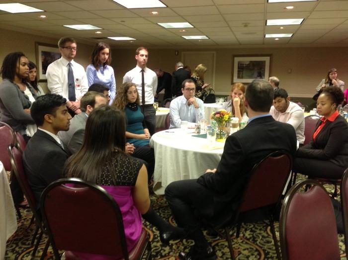 2013 OOA Board and SGA Leadership Workshop