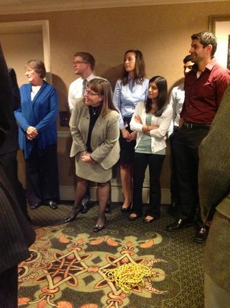 OOA Board and Student Leadership Workshop 2013